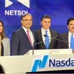 Pakistani envoy Asad Khan rings New York Stock Exchange's closing bell