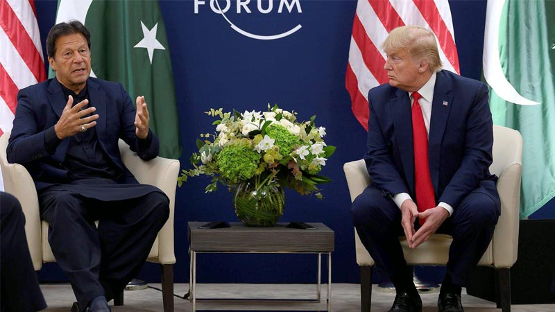 Trump reiterates offer to mediate on Kashmir | Dailytimes