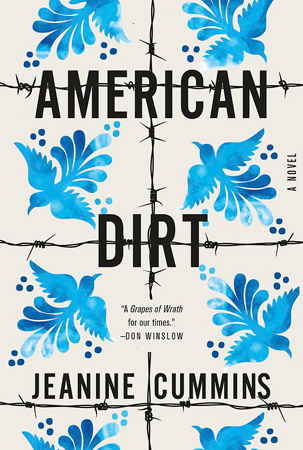 Winfrey chooses the novel 'American Dirt' for her book club