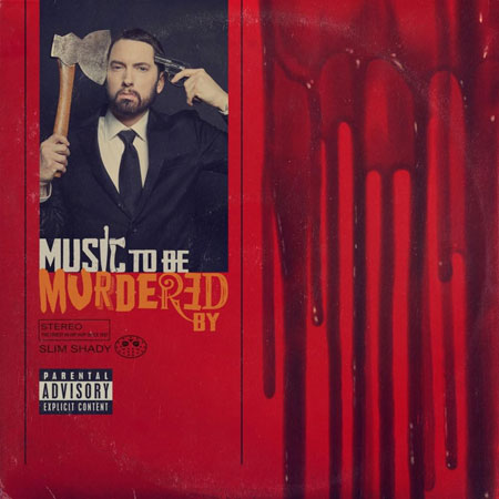 Eminem tries a little harder, with mixed results, on 'Music to Be Murdered by'