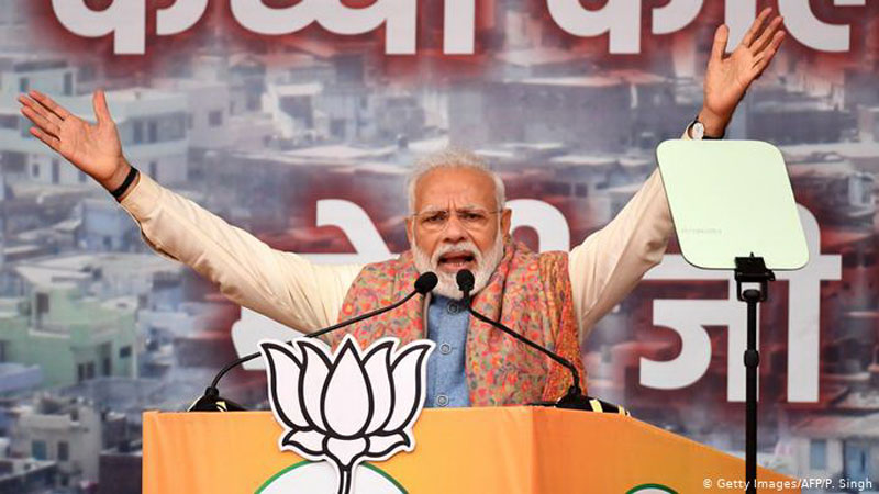 CAA: a two-pronged sword for Modi