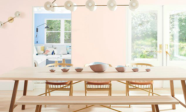 Calamine pink, or Dead Salmon? What's behind paint names