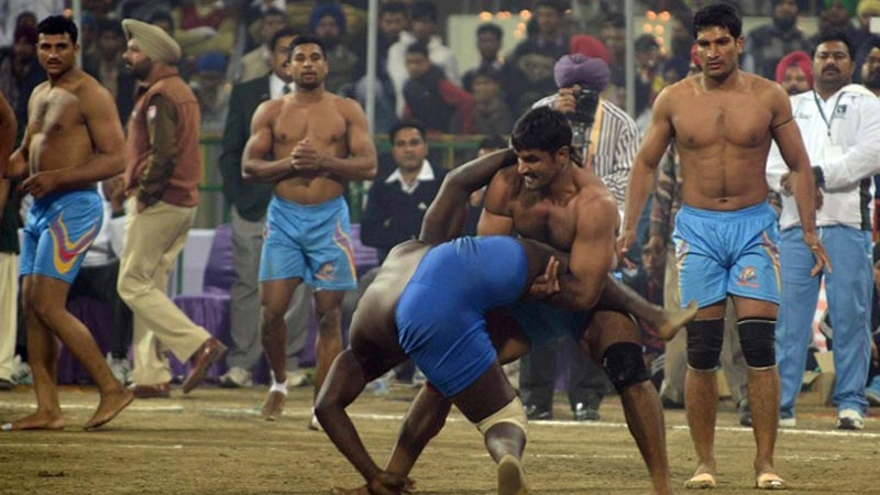 Pakistan to host Kabbadi World Cup from Feb 9