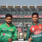 Top ICC Ranking at stake as Pakistan take on Bangladesh in first T20 International today