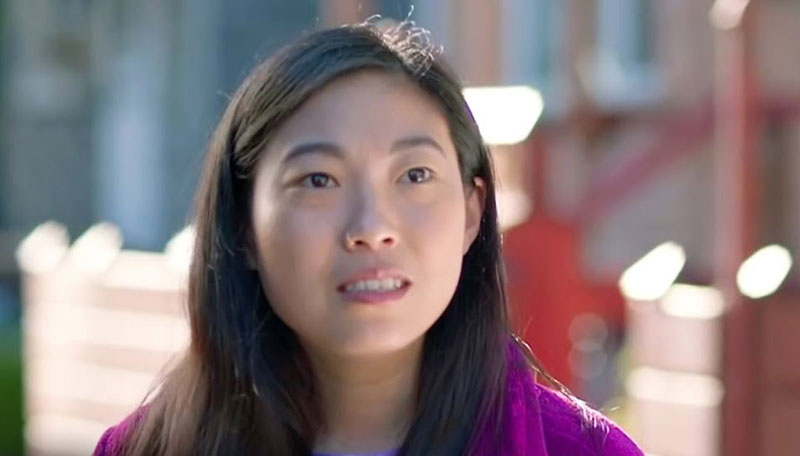 'Awkwafina Is Nora from Queens' — a star in search of herself