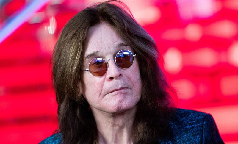 Ozzy Osbourne reveals Parkinson's Disease diagnosis