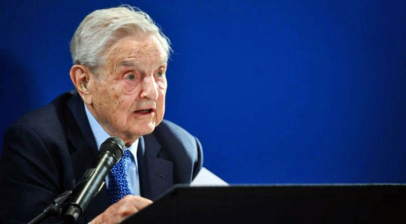 Soros pledges $1bn to battle 'would-be and actual dictators'