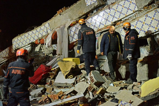 Pakistan offers assistance as death toll from Turkey earthquake hits 22