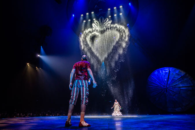 Cirque du Soliel's 'Luzia' is wowing
