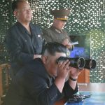 North Korea urges citizens to 'break through barriers' as nuclear standoff continues