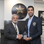 PCB honours fast bowler Umar Gul