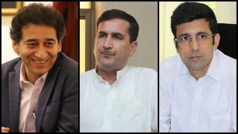 Three KP ministers sacked for 'not heeding cabinet decisions'