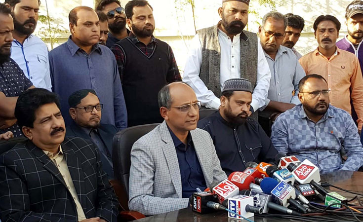 Sindh minister terms media briefings of federal ministers, special assistants