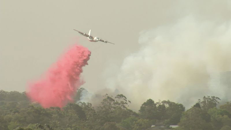 Dire Warning As ACT Faces Worst Fire Emergency Since 2003 Crisis