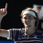 Alexander Zverev stormed into his first Grand Slam semifinal
