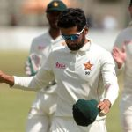 Raza's career best figures put Zimbabwe ahead in second test