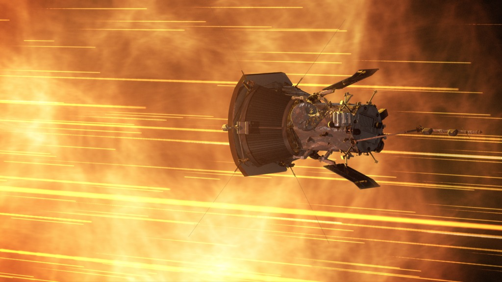 NASA to launch spacecraft to take straight-on peek at sun's poles