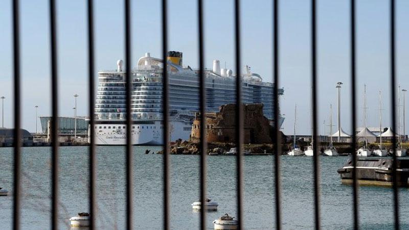 Passenger aboard blocked Italian cruise ship did not have coronavirus