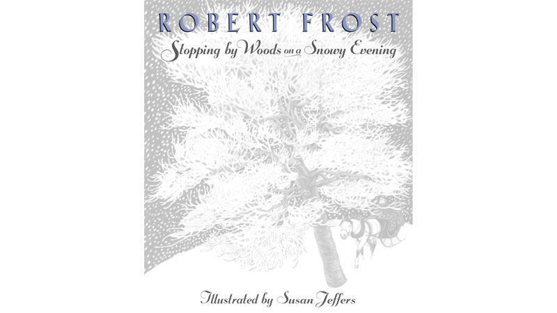 'Stopping by The Woods On a Snowy Evening' is a wonderful work of literature