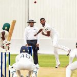 Embuldeniya takes five as Sri Lanka toil in first Test vs Zimbabwe