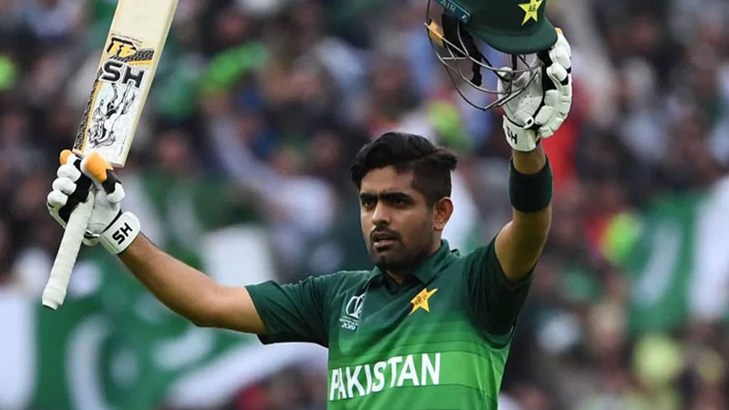 Babar Azam in ICC ODI Team of the Year for second time