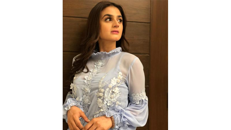 Hira Mani shares golden words for a successful life