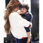 Mehreen Syed pens heartfelt note for her son on his first birthday