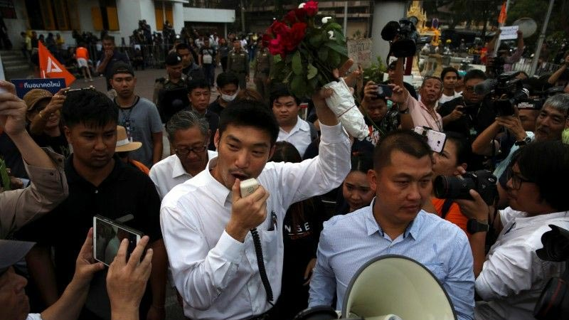 Monarchy and Illuminati — why a Thai party may be banned