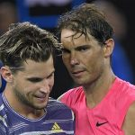 No. 1 Nadal upset by Thiem in Australian Open quarterfinals