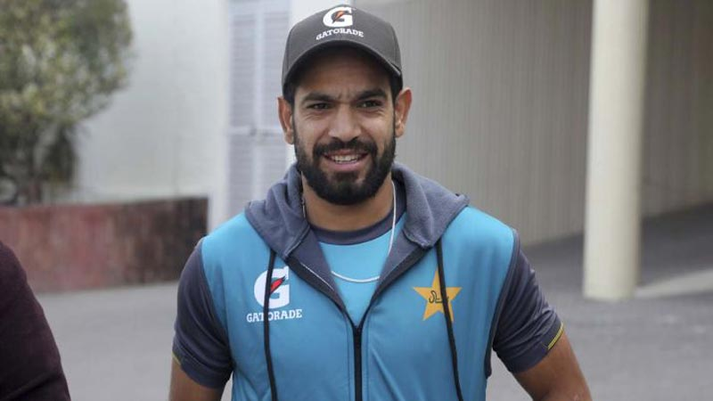 Pacer Haris Rauf keen to make his name in Bangladesh T20I series