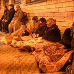 Residents fear aftershocks more than cold after Turkey quake
