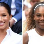 Serena Williams has the best response when asked about Meghan's royal exit