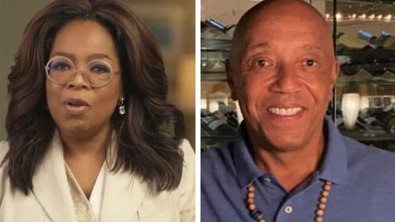 Oprah exits documentary about Russell Simmons' alleged sexual assaults