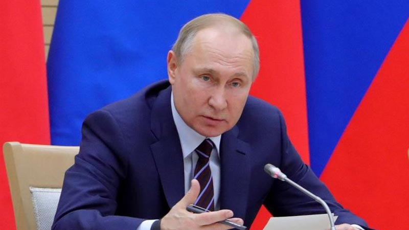 Russians should support President Putin | Daily times