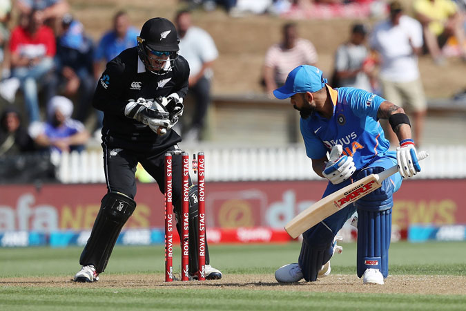 Taylor century guides NZ to morale-boosting victory over India
