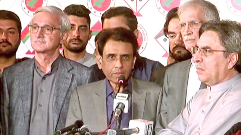 PTI, MQM-P hold another round of talks | Daily times