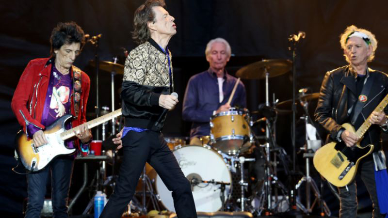 Rolling Stones back on the road again with new dates in North America