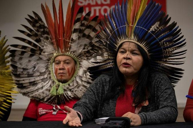 Bolsonaro's Amazon 'dream' is indigenous 'nightmare'