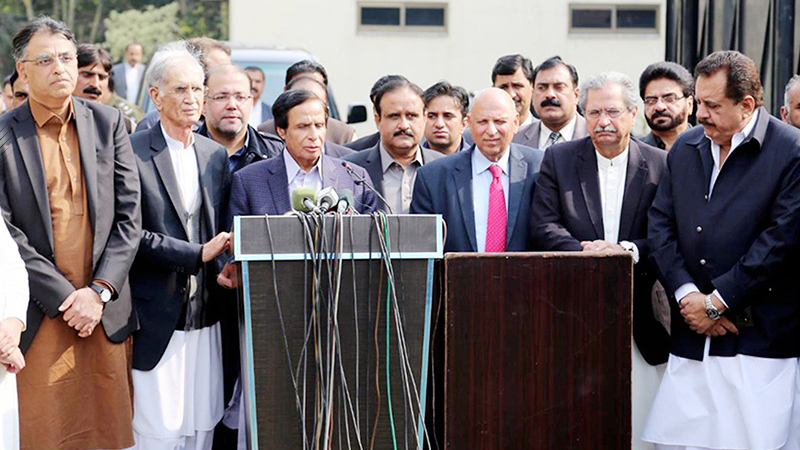 PTI, PML-Q again on same page after successful talks