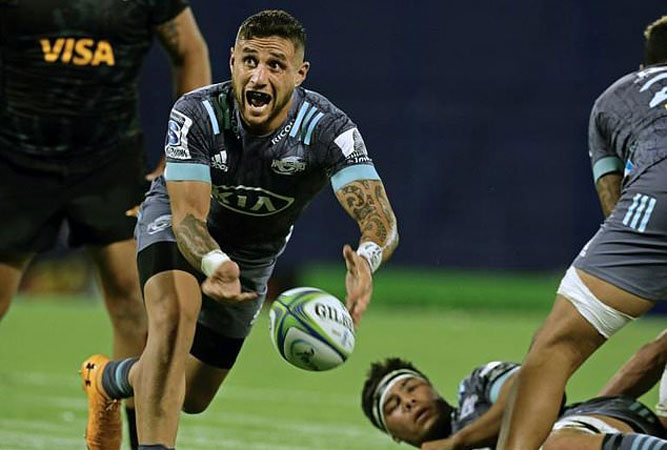 Groundless balls, suspect rules: Super Rugby talking points