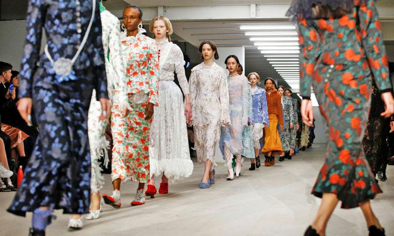 London Fashion Week opens as coronavirus hits attendance