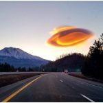 Alien Invasion? UFO-like cloud in California has left netizens amazed