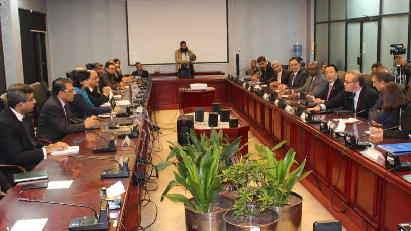 FAO, Ehsaas explore options to drive forward progressive agriculture and nutrition