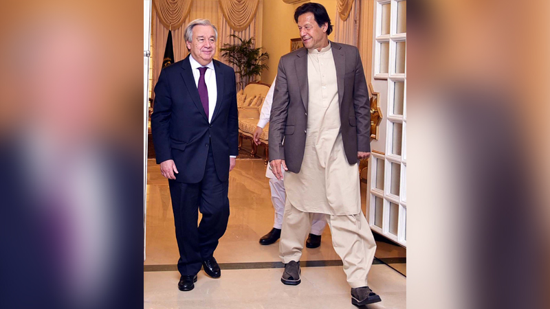 Pakistan wants sustainable peace in Afghanistan: PM