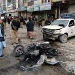 Suicide bombing in Quetta leaves 10 dead, 35 injured