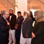 UN chief hails Pakistan for being world's second largest host of refugees