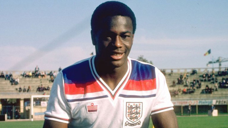 First openly gay British football player Fashanu makes Hall of Fame