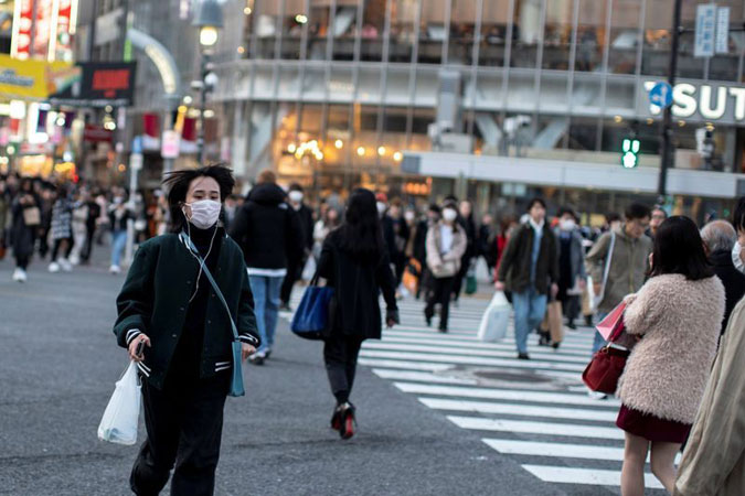 Japan plans HIV drug trials for coronavirus, cruise ship evacuations