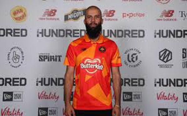 Moeen Ali to captain Birmingham in new 'Hundred' tournament