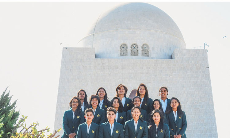 Pakistan women target growth and maybe an upset at World T20 in Australia